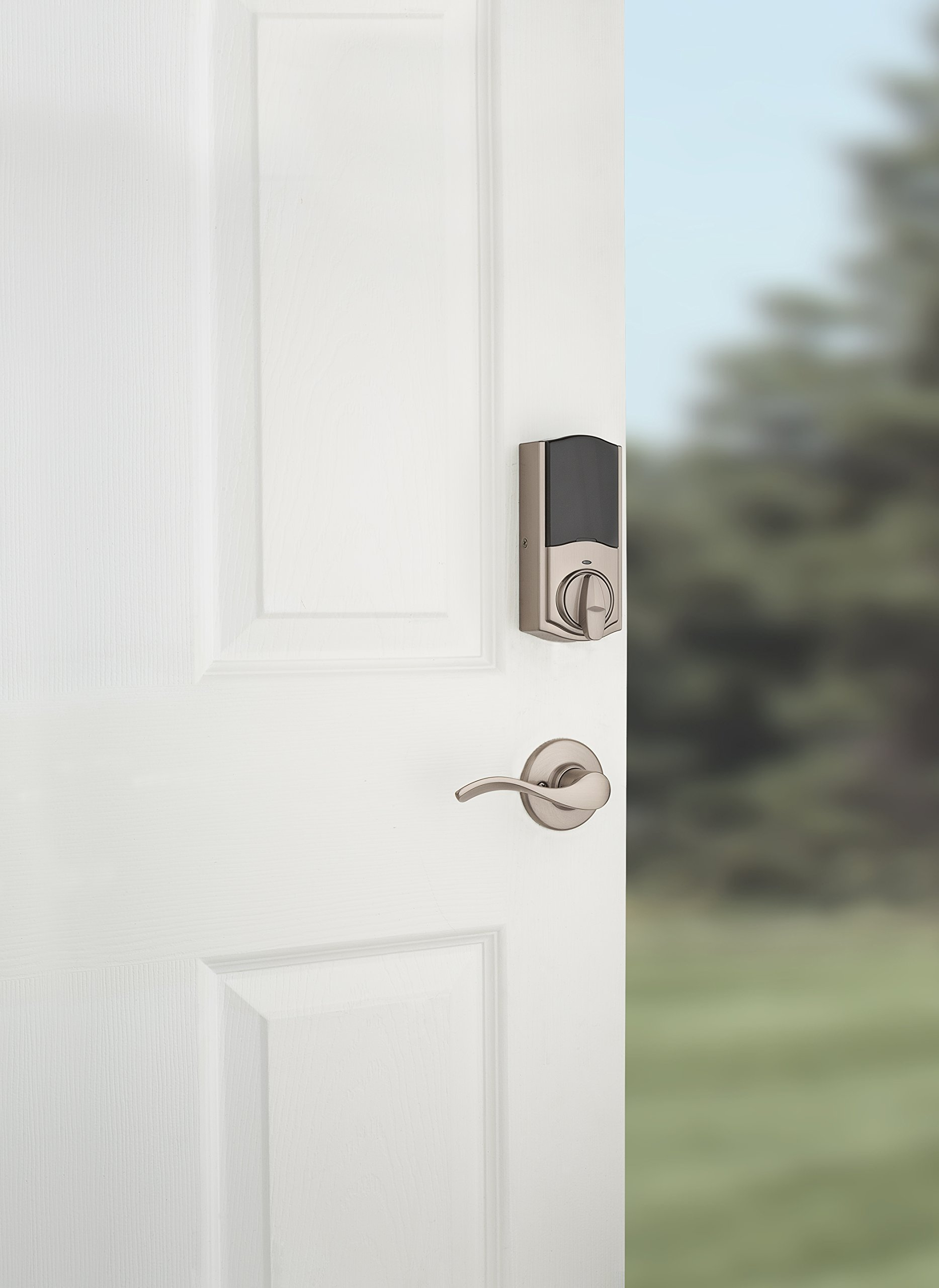 Kwikset 888ZW500-15S Smartcode 888 Electronic Deadbolt with Z-Wave Technology by Kwikset (Image #6)