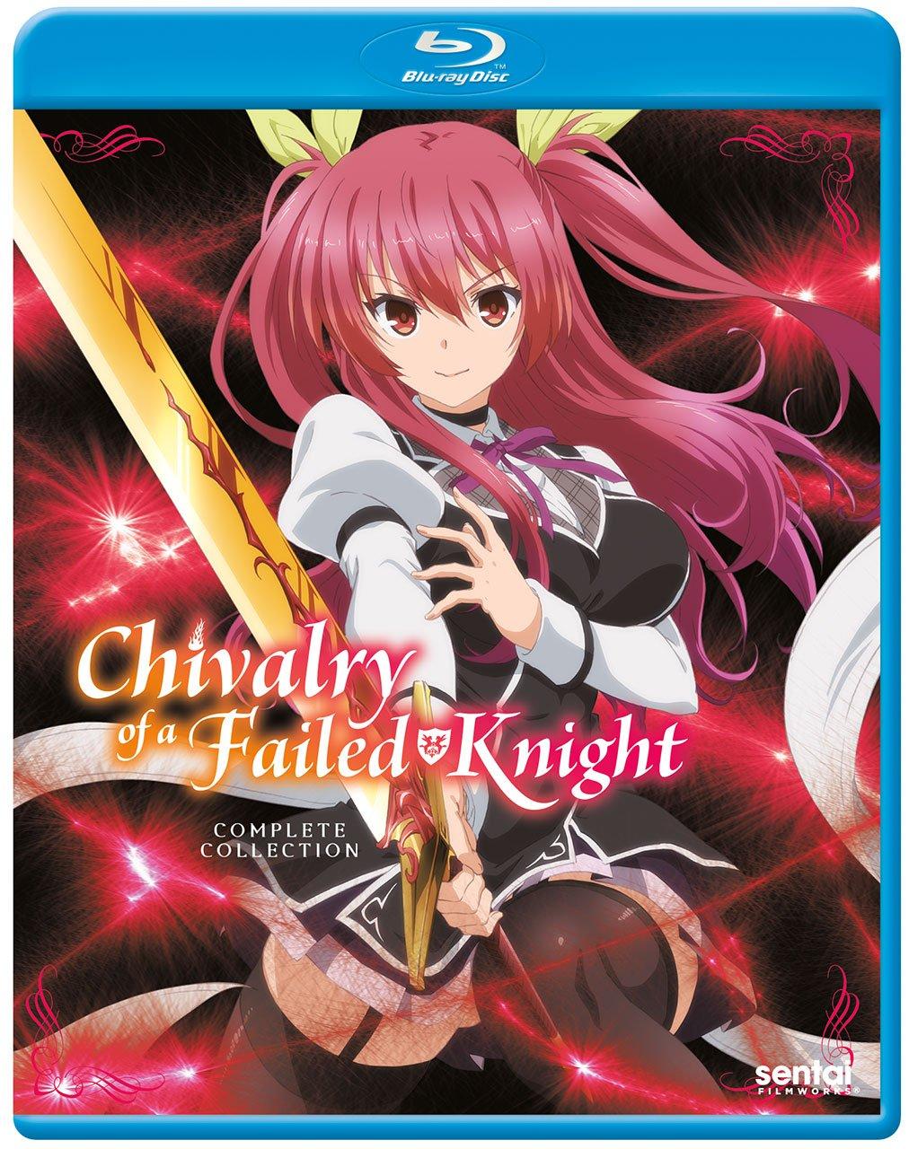 chivalry of a failed knight ikki