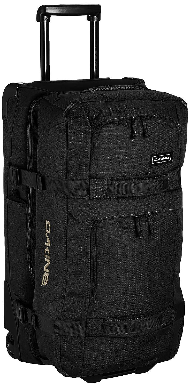 [ダカイン] キャリーバッグ 85L (大容量/軽量 モデル) [ AJ237-030 / SPLIT ROLLER 85L ] ソフト スーツケース 不可 B07NVTH9FS BLK_ブラック