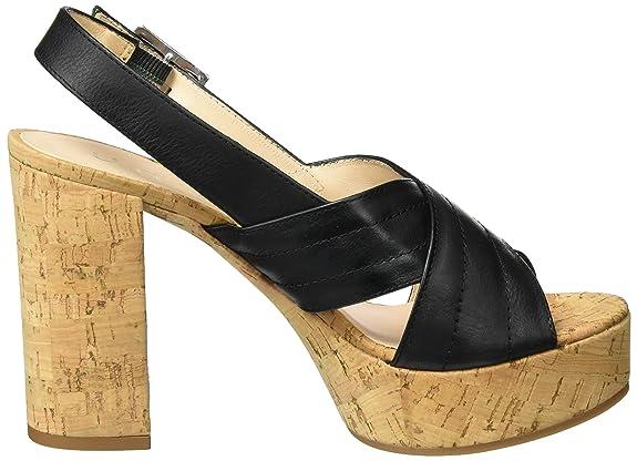 Womens Velia_st Wedge Heels Sandals Unisa p5hcN6LCo