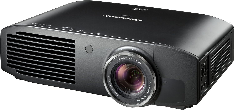 Panasonic PT-AT6000E - Proyector LCD (1920 x 1080), negro: Amazon ...