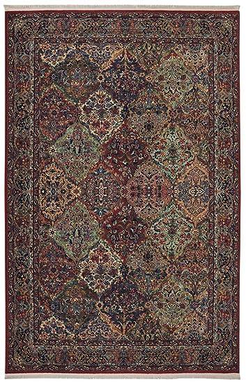 Karastan Multi Panel Kirman Rug Rug Size 8 8 X 12