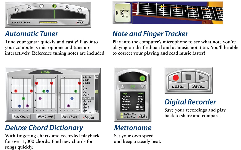 Amazon Emedia Intermediate Guitar Method V3 Pc Download Software