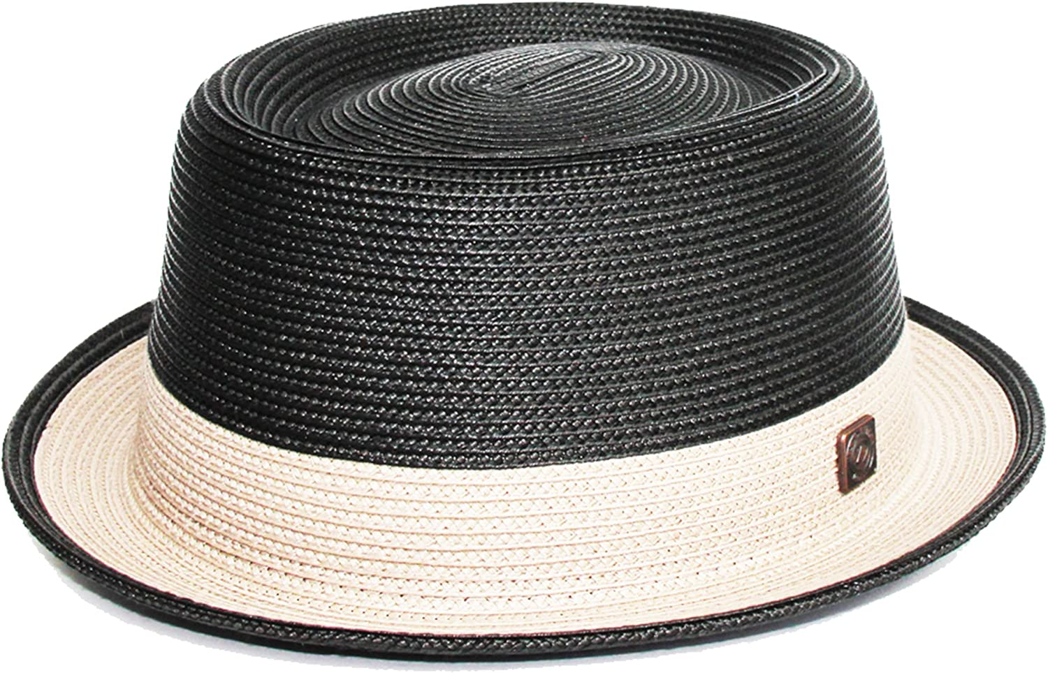 DASMARCA Mens Crushable Packable Felt Fedora Hat