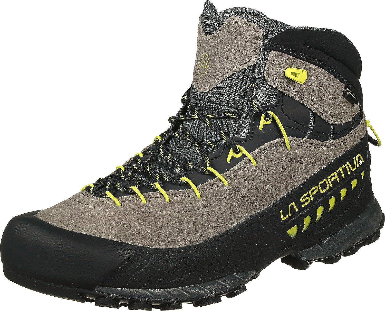 La Sportiva Unisex-Erwachsene Tx4 Mid GTX Taupe/Sulphur Trekking-& Wanderhalbschuhe