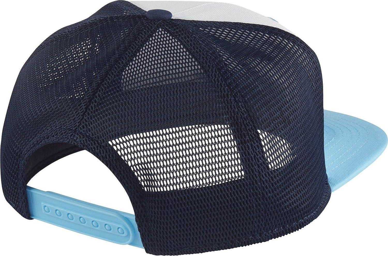Amazon.com : Nike Womens YA True Novelty Cap Paramount  Blue/White/Electrolime/Electrolime One Size : Sports & Outdoors
