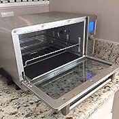 Amazon Com Cuisinart Tob 135 Deluxe Convection Toaster