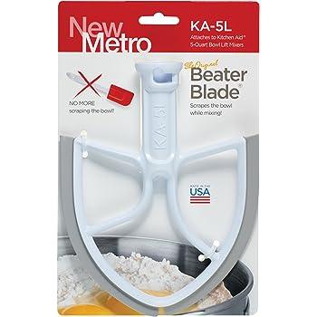 Amazon Com Original Beater Blade For 5 Quart Kitchenaid