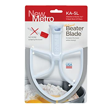 amazon com original beater blade for 5 quart kitchenaid bowl lift rh amazon com