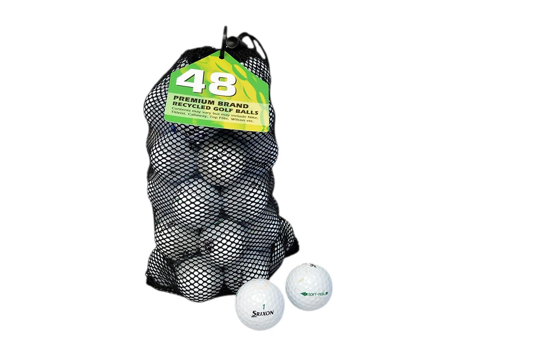 Second Chance Soft Feel 48 Balles de golf de lac Calibre B   B00BCHB0RC