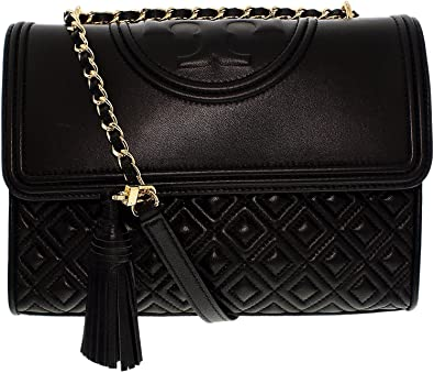 68f9af457738 Amazon.com  Tory Burch Women s Fleming Convertible Shoulder Bag ...