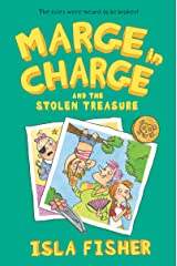 Marge in Charge and the Stolen Treasure Paperback