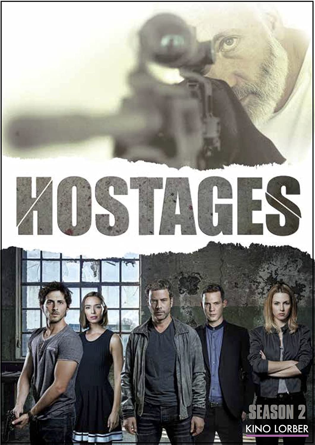 Amazon com: Hostages: Season 2: Rotem Shamir Omri Givon