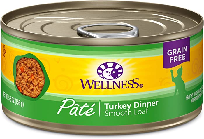 The Best Wellness Wet Food Pate