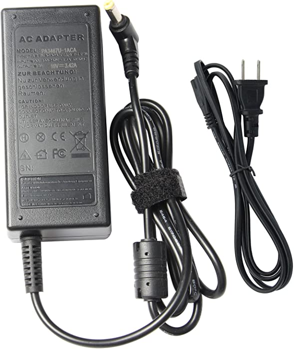 Futurebatt Laptop Charger Adapter For Acer Aspire 5734 5735 5736 5738 5739 5740 5741 5742 5745 5749 5750 5755 5810 5820 5920 5930 6920 6930 6935 7100 7103 7520 7540 7551 7736 7741 7745 7750 Power Cord