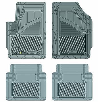 2108122 Gray Custom Fit Car Mat 4PC PantsSaver