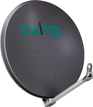Axing SAA 110-02 aluminio antena parabolica de satélite ...