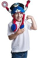 Marvel Avengers Captain America Boys Flipeez Hat