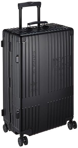 48d4951415 Amazon   [イノベーター] スーツケース アルミキャリー フレーム   67L   ブランドロゴレーザーあり   TSAダイヤルロック    双輪キャスター   多段階調整キャリーバー ...