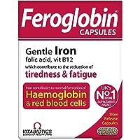 Vitabiotics Feroglobin Original - 30 Capsules