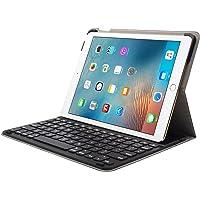 德国Leicke莱克 苹果ipad 蓝牙键盘保护套 2018新款/A1893/A1822/A1474等型号 9.7寸皮套键盘 ipad键盘保护套 智能唤醒休眠 可支撑 犹如一台笔记本 (ipad 9.7英寸)