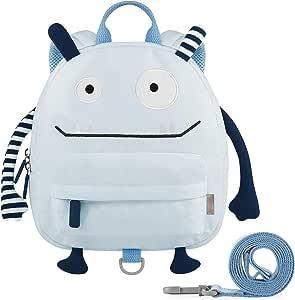 GAGAKU Mini Backpack Small Cartoon Backpack for Kids Toddler - Blue