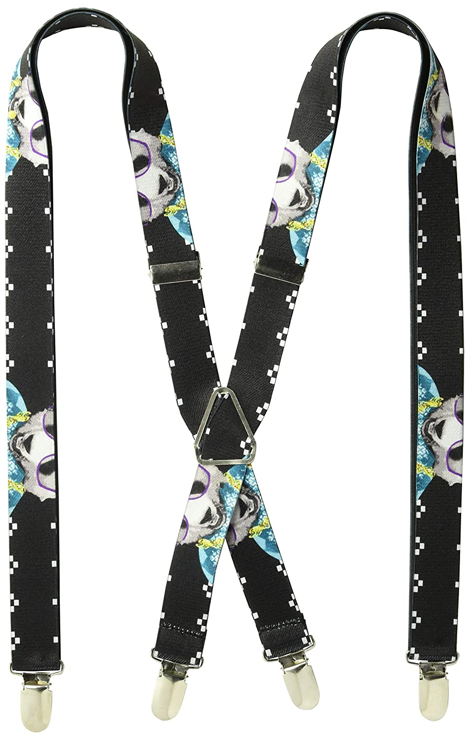 Buckle-Down Suspender - Panda SP-W34232