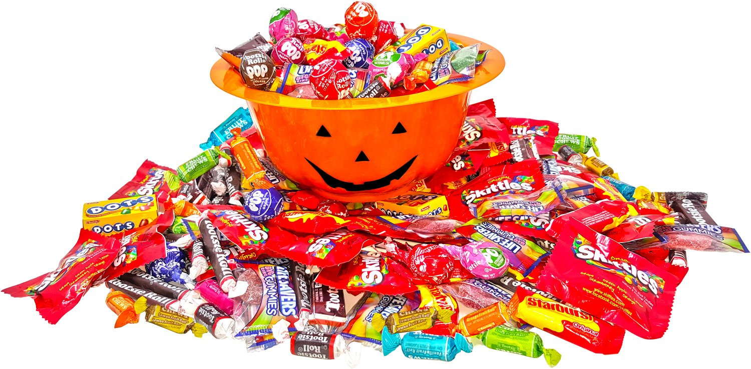Assorted American Candy Classics Over 13 Favorite Flavors 11 Lb Variety Bulk Value Pack Skittles Tootsies Starburst Lifesavers Gummies And More (176 oz) by Assortit (Image #3)