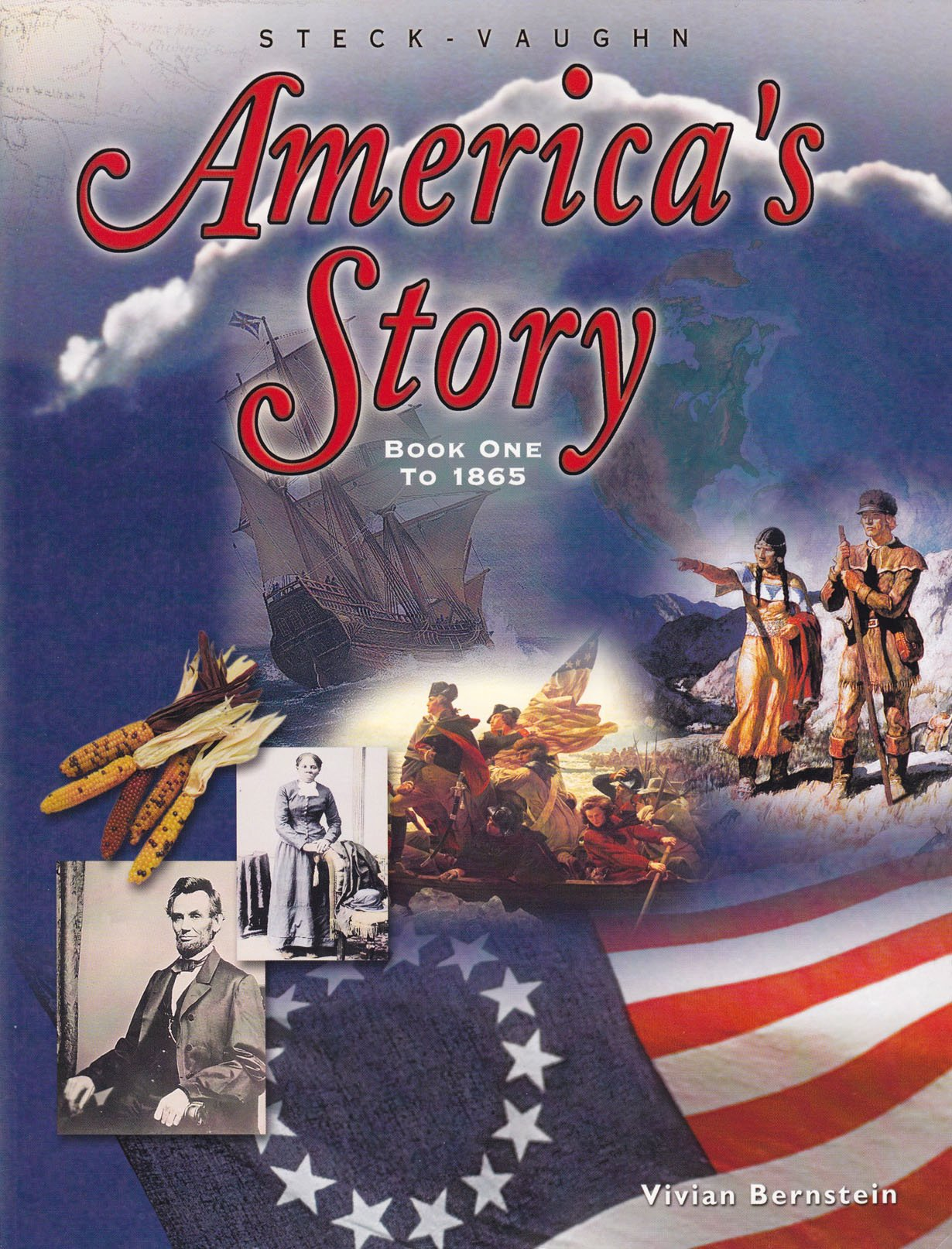 America's Story: Book 1 to 1865 PDF Text fb2 ebook