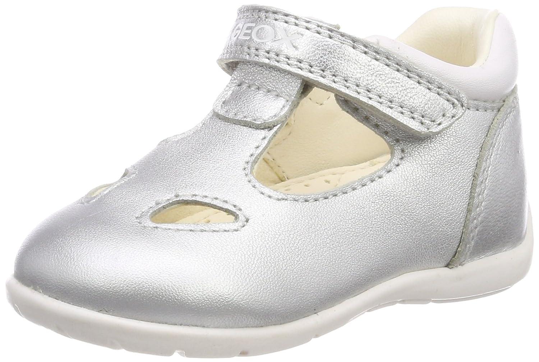 Geox B Kaytan F, Sneakers Basses bébé Fille