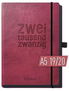 Chäff-Timer Deluxe - Agenda (2019/2020, formato A5, agenda ...