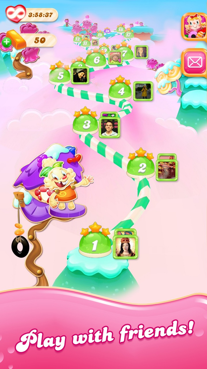 Amazon Com Candy Crush Jelly Saga Appstore For Android