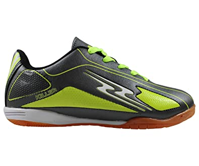 b0ebdb552efb Arza Sports Indoor Soccer Shoes for Youth and Adult Model Killer (8)
