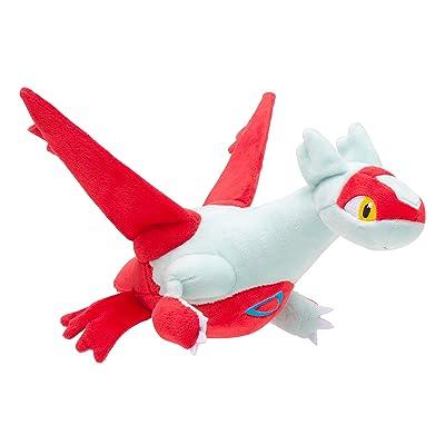 Pokemon Center Original (13-Inch) Stuffed Poke Plush Doll Latias: Toys & Games