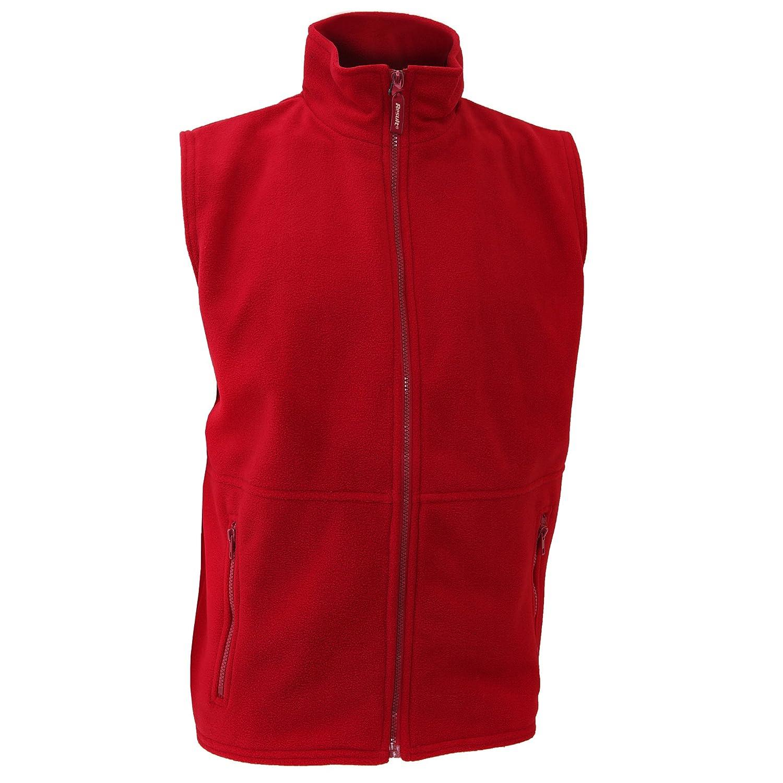 Result Mens Active Anti Pilling Fleece Bodywarmer Jacket