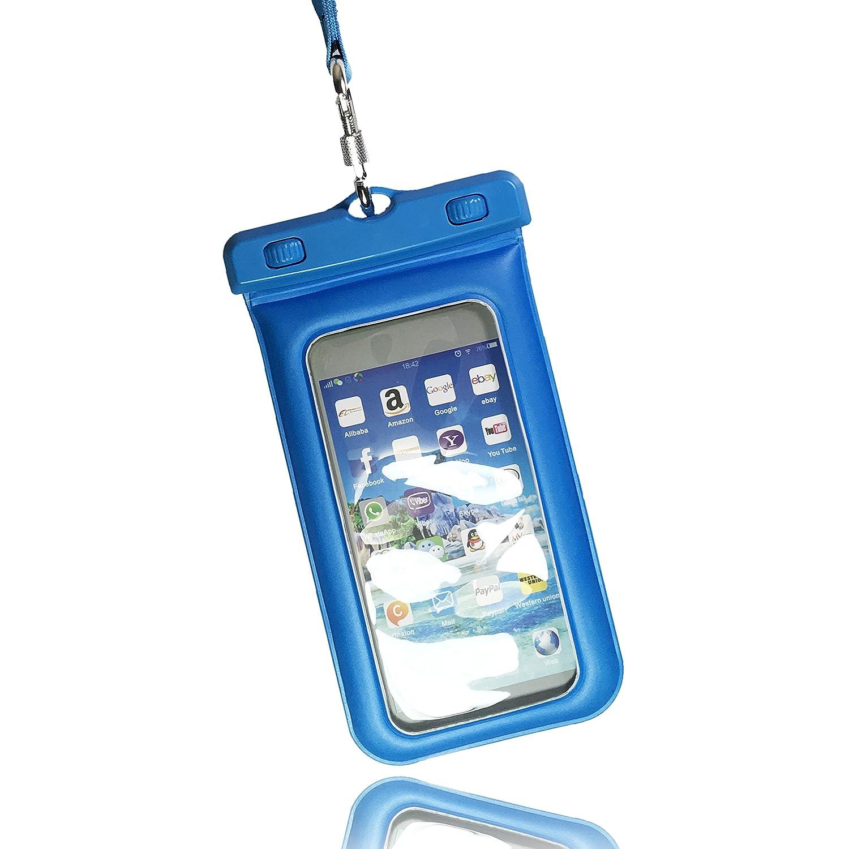 Amazon.com: Trendy techies universal Teléfono Celular Funda ...