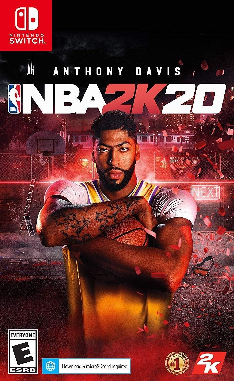Resultado de imagem para NBA 2K20 switch