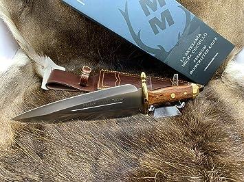 Muela Cuchillo REMATE hoja de acero MoVa de 25,6 cm y ...