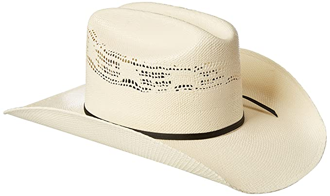 7076e55dbaa4fe Twister Men's Painted Bangora Maverick Cowboy Hat at Amazon Men's Clothing  store: