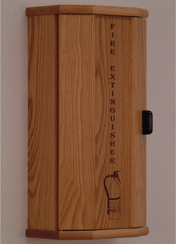 FixtureDisplays Fire Extinguisher Cabinet Capacity 104210 10 lb