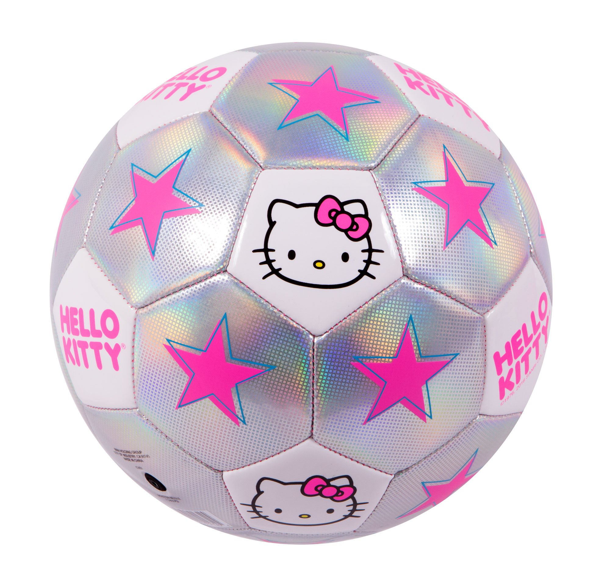 fca4624e573e Amazon.com   Hello Kitty Sports Go! Model 1601 Soccer Ball   Sports    Outdoors
