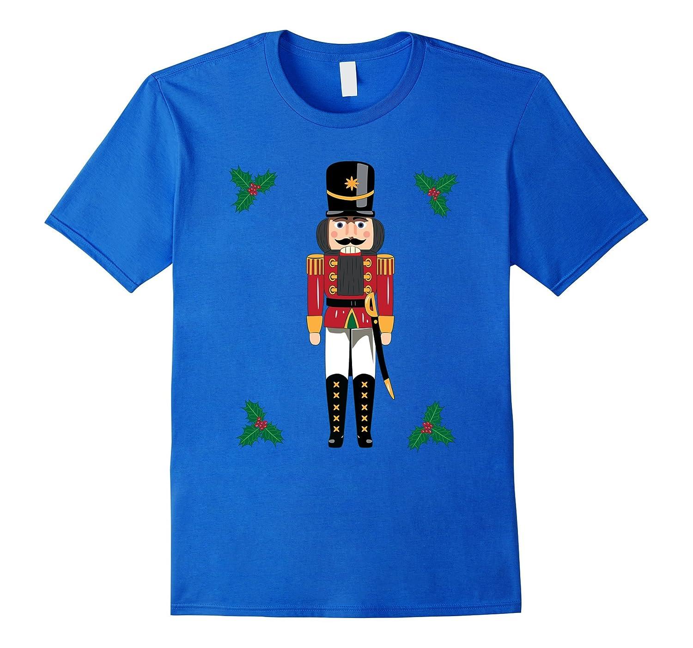 Nutcracker Christmas T Shirt-ANZ - Anztshirt
