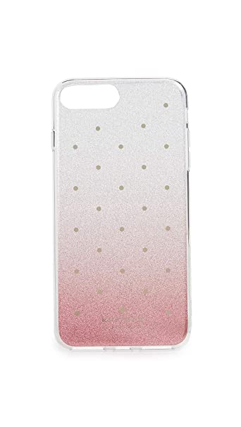 release date 76d52 4c0b6 Amazon.com: Kate Spade New York Glitter Dot iPhone 7 Plus / 8 Plus ...