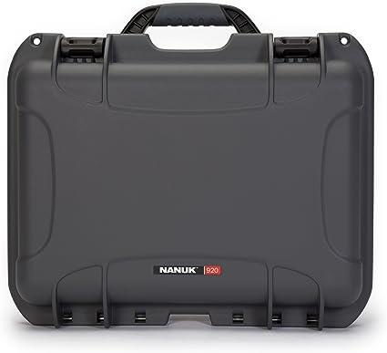 Nanuk 920 Tasche Leer Graphit One Size Kamera