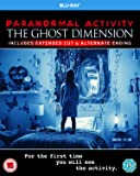 Paranormal Activity: The Ghost Dimension [Blu-ray] [2015]