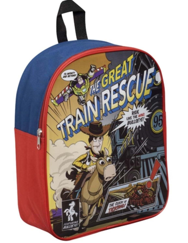 Disney Pixar Toy Story Sac à dos - train Rescue DTS1-8039