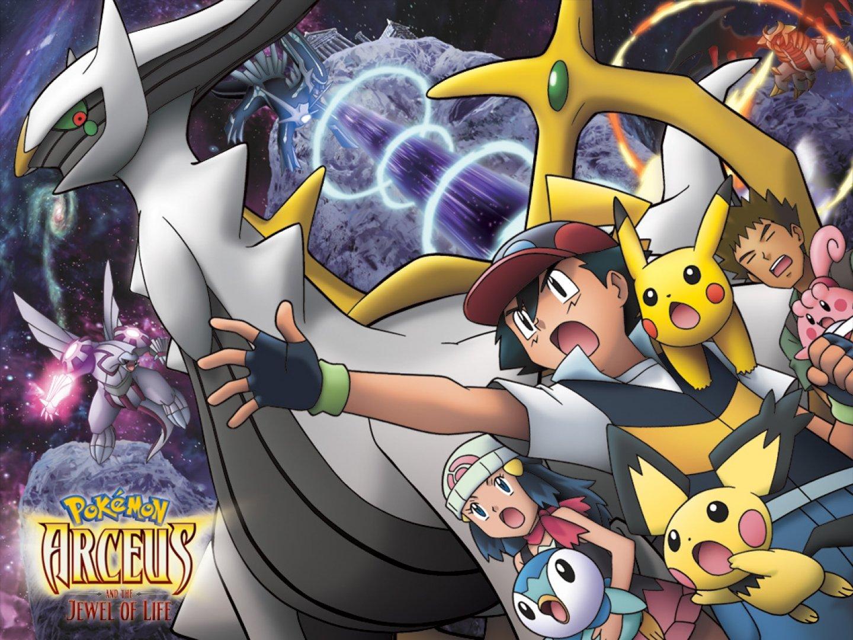 Posterhouzz Pokemon Arceus And The Jewel Of Life Pokemon Arceus