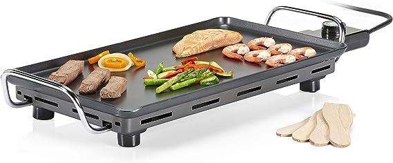Princess 102240 Table Chef Superior Plancha, 2500 W, Negro: Amazon ...