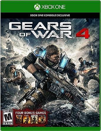 """Résultat de recherche d'images pour """"gears of war 4 cover"""""""