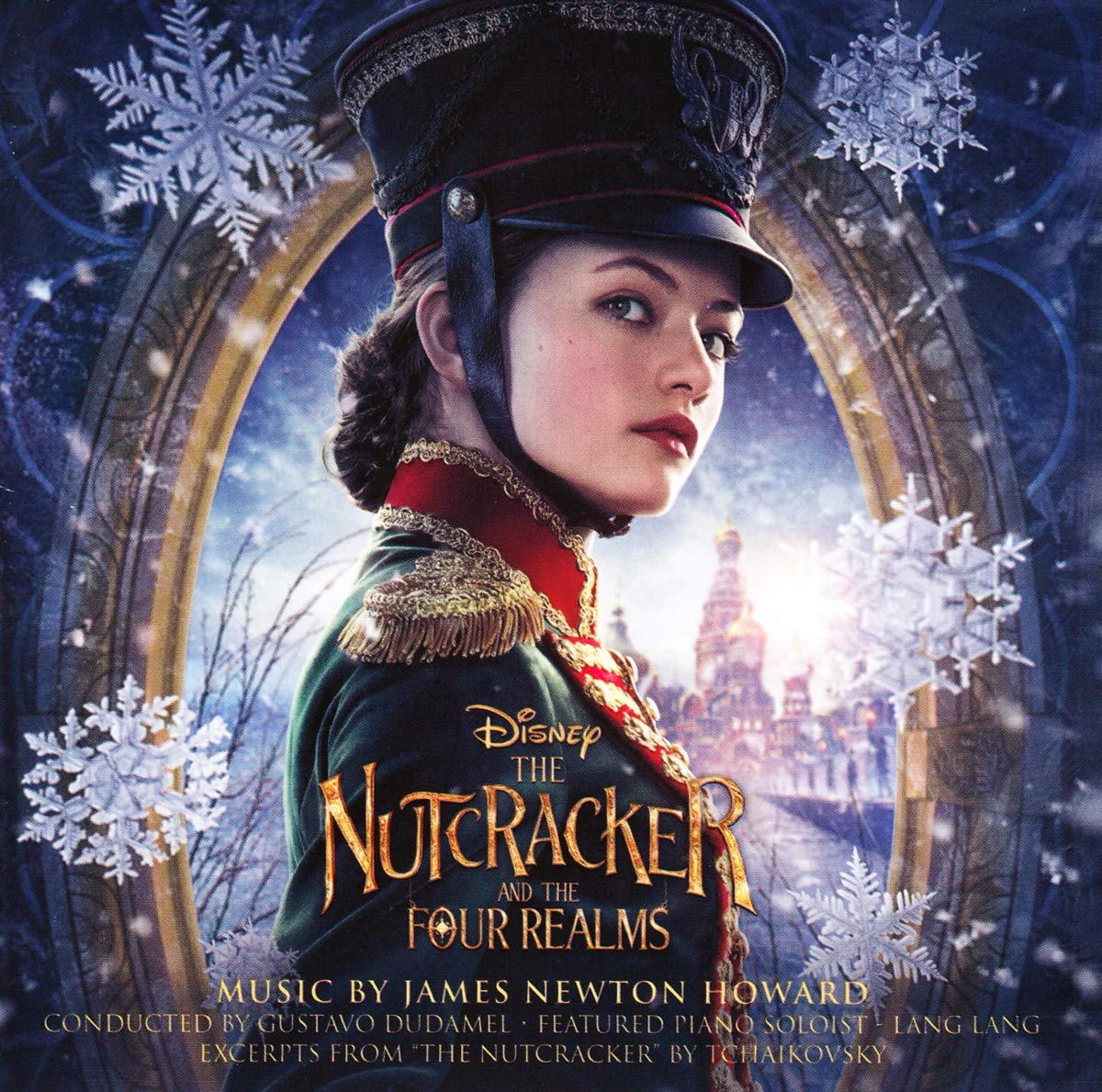 James Newton Howard The Nutcracker And The Four Realms Amazon Com Music
